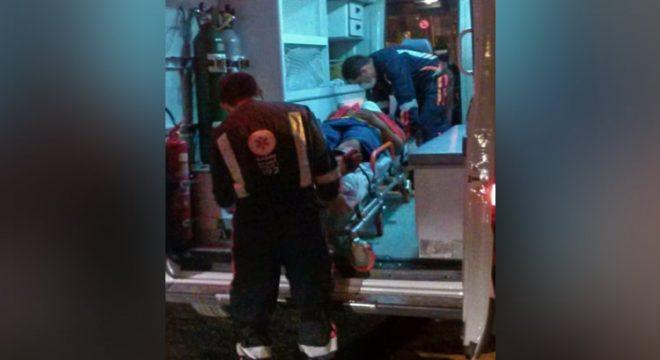 Briga de vizinhos em Milagres deixou um esfaqueado em estado grave