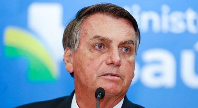 PF abre inquérito contra Bolsonaro para investigar suposto crime de prevaricação