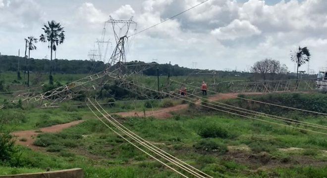 Chefe de facção suspeito de homicídios e ações contra torres de energia é preso no Ceará