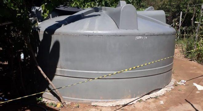 Cadáver encontrado numa cisterna no Cariri de um homem há quatro dias desaparecido em Jardim