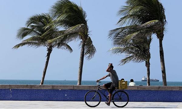 Litoral do Ceará pode registrar rajadas de vento de até 60 km/h, alerta Marinha