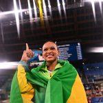 É ouro! Rebeca Andrade conquista mais uma medalha na ginástica