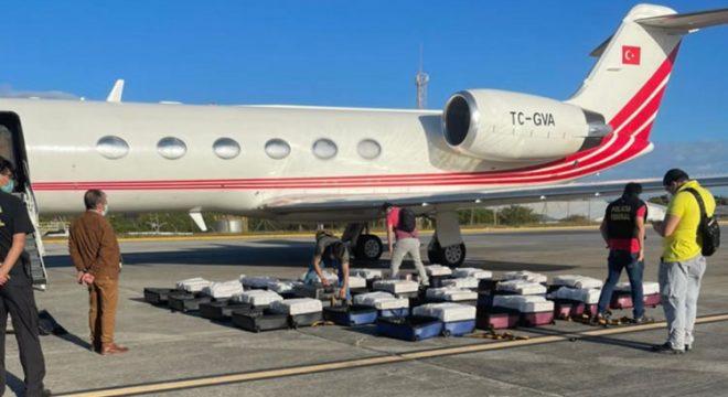 Piloto preso no Ceará, suspeito de tráfico internacional, é oficial da Força Aérea da Turquia