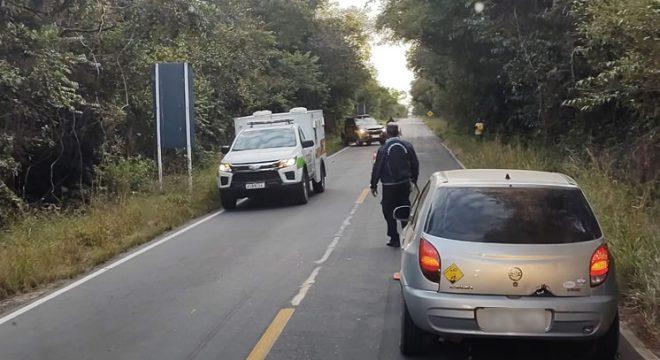 Homem atropelado em Crato e arrastado por carro em cima da serra
