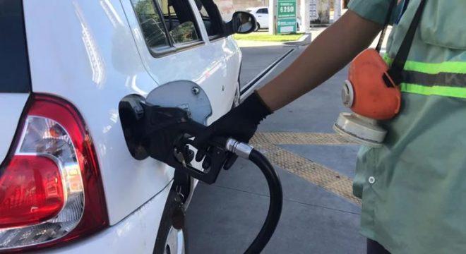 Preço médio da gasolina no Ceará sobe pela 3ª semana seguida