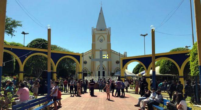 Caririaçu celebra 145 anos de emancipação política com tradicional renovação na Praça
