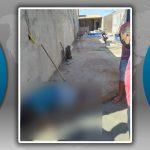 Identificado homem assassinado em Juazeiro enquanto trabalhava no Jardim Gonzaga