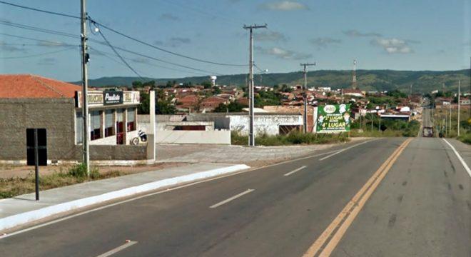 Empresário morto a tiros no Cariri em crime de pistolagem numa churrascaria de Nova Olinda