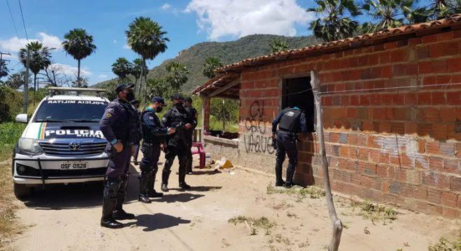 Chacina deixa cinco homens mortos e duas mulheres feridas em Caucaia, no Ceará