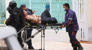 Polícia resgata mãe e irmão feitos reféns em apartamento em Fortaleza