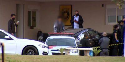 Garoto de 14 anos mata o pai a tiros para defender a mãe de agressão em SP
