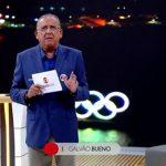 Em áudio vazado, Galvão Bueno pede programa próprio aos domingos na Globo