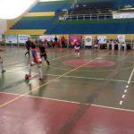 Goleadas marcam a rodada do fim de semana do Metropolitano Cariri de Futsal