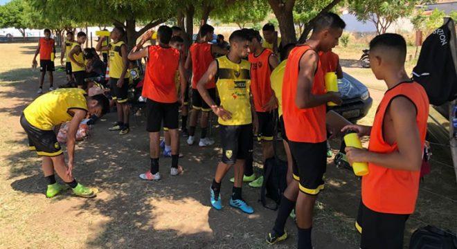 Técnico campeão cearense com o Campo Grande vai comandar o clube no estadual Sub-20 e Série C